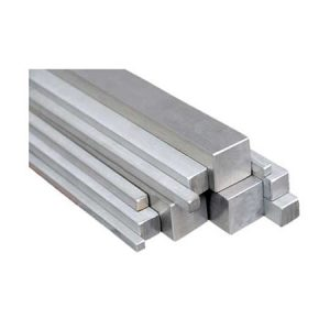 1.2344 Stainless Steel Square Bar - 6-2500mm