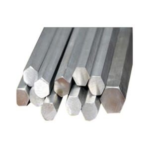 1.4125 High Tensile Steel Cold Drawn Hexagonal Bar - 6-2500mm