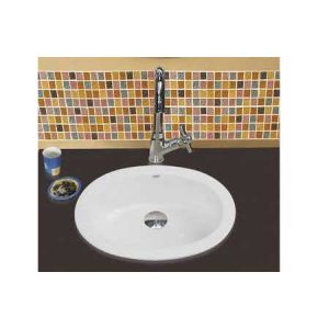 Basin Rainbow Top and Under Counter - 455x355x155 mm