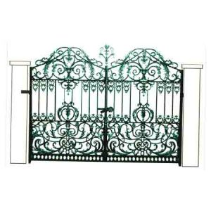 Cast Iron Gate - Design 5