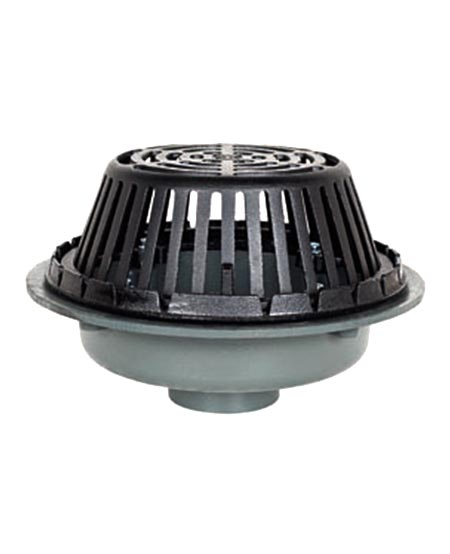 Cast Iron Roof Drain - 3 inch