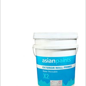 Exterior Wall Primer - White (Water Based) - 1 Ltr