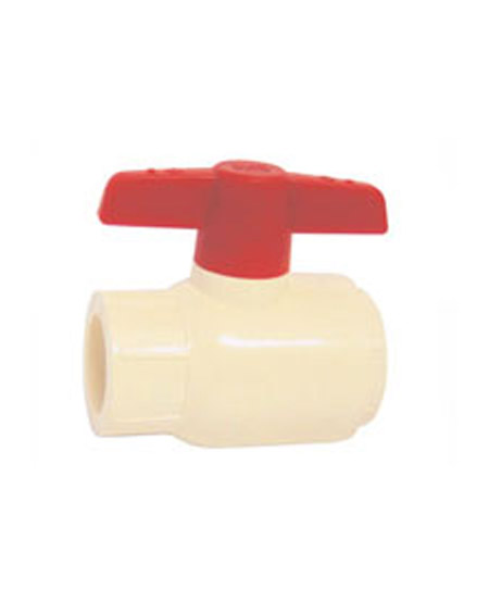 Flowline Ball Valve (2 Pcs) - (15 mm)