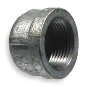 Galvanized Iron Cap - (200 to 500mm)