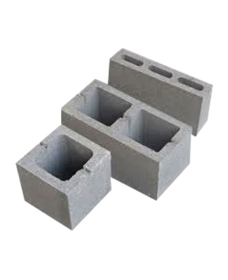 Hollow-Concrete Block (190x140x390mm)