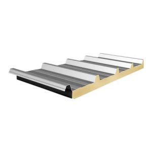 Insulated Sandwich Panels Grey