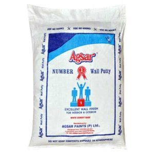 Number 1 Wall Putty (White) - 1 Kg