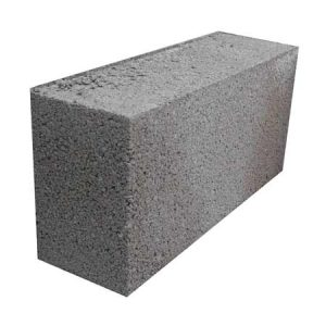 Solid Concrete Block (190x90x390mm)