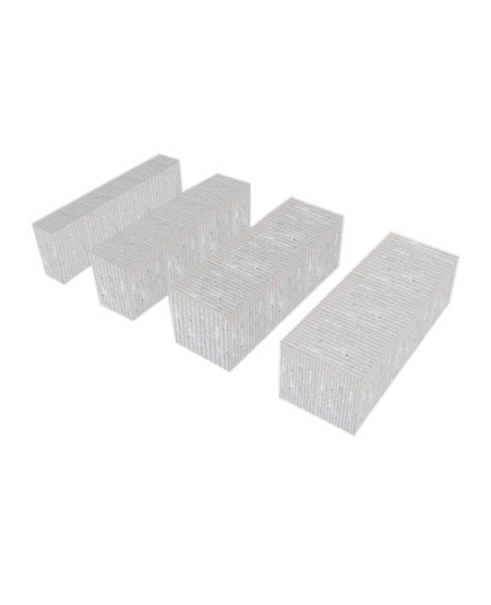 Autoclaved-Aerated-Concrete Block (600x200x100mm)