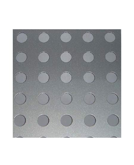 EN-1117 Galvanized Iron Perforated Sheet - (1220x2440mm)