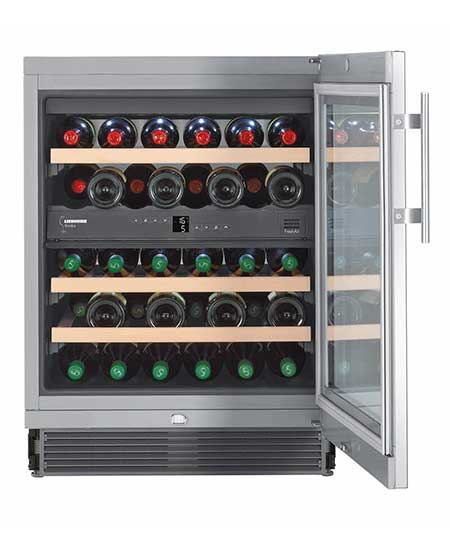 Liebherr Built in Wine Cabinet UWTES 1672